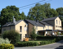 4 maisons jointives à Baelen