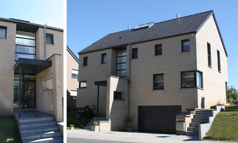 architectes 4d partners maison d habitation eupen